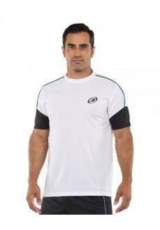 Camiseta Hombre Bullpadel Caqueta Blanco 012 | scorer.es