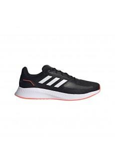 Adidas Men's Shoes Runfalcon 2.0 Black FZ2803 | Running shoes | scorer.es