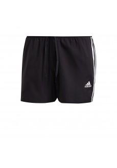 Adidas Swim Shorts Classic 3 Black GQ1095 | Men's Swimsuits | scorer.es