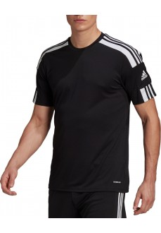 Camiseta Hombre Adidas Squadra 21 Negro GN5720 | scorer.es