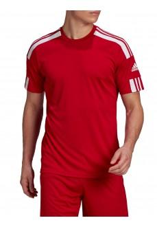 Camiseta Hombre Adidas Squadra 21 Rojo GN5722 | scorer.es