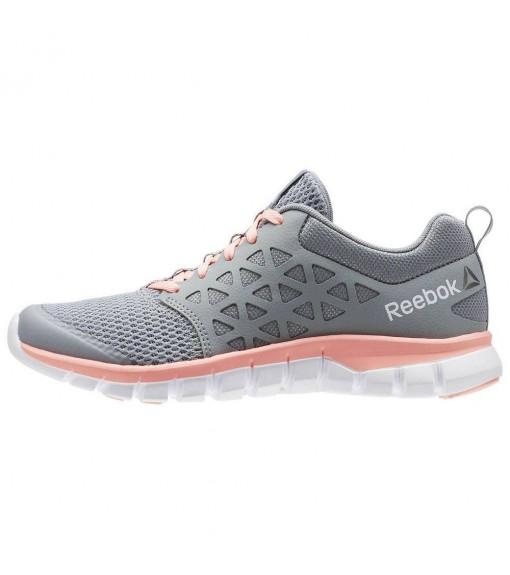 Zapatillas de running Reebok Sublite Xt Cushion Gris/Rosa Claro | scorer.es