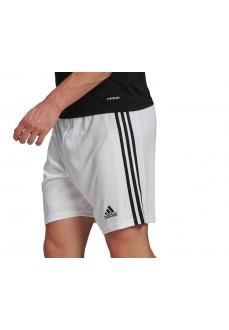 Adidas Men's Shorts Squadra White GN5773 | Football clothing | scorer.es