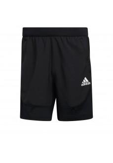 Adidas Men's Shorts Aeroready Slim Black GM0332 | Men's Sweatpants | scorer.es