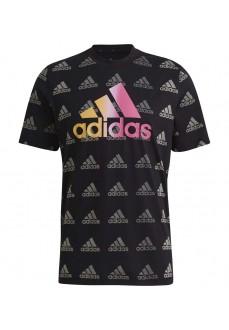 adidas Men´s T-Shirts Essentials Gradient Logo GK9588 | Men's T-Shirts | scorer.es
