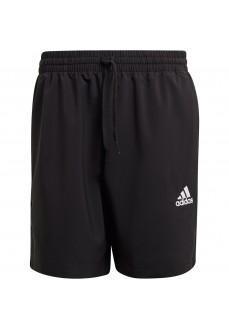 Pantalón Corto Hombre Adidas Aeroready Essentials Negro GK9602 | scorer.es