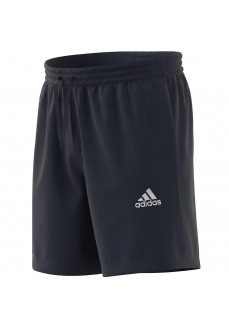 Pantalón Corto Hombre Adidas Aeroready Essentials Marino GK9603 | scorer.es
