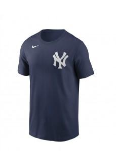 Nike Men´s T-Shirts New York Yankees Navy N199-44B-NK-M3X | Men's T-Shirts | scorer.es