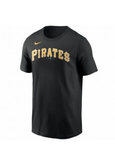 Camiseta Hombre Nike Pittsburgh Pirates Negro N199-00A-PTB-M3X | scorer.es