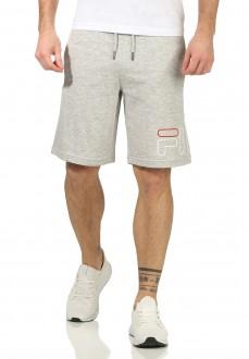 Fila Men's Shorts Grey 683278.B13 | Men's Sweatpants | scorer.es