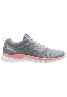 Zapatillas de running Reebok Sublite Xt Cushion Gris/Rosa Claro