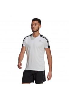 Adidas Men's T-Shirt OWN The Run White GM1596