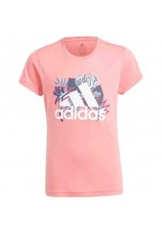 Camiseta Niño/a Adidas G UP2MV Tee Rosa GM8377 | scorer.es