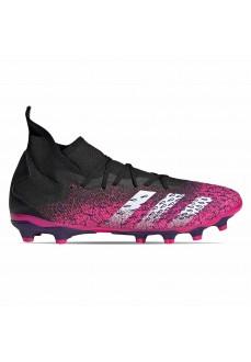 Botas de Fútbol Hombre Adidas Predator Freak.3 Negro FW7515 | scorer.es