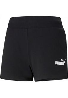 Puma Women's Shorts Essentials 4 Black 586824-01   Women's Sweatpants   scorer.es