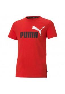 Puma Kids' T-Shirt Essentials 2 Red 586985-11 | Kids' T-Shirts | scorer.es