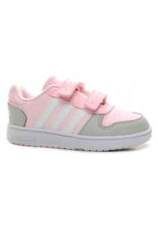 adidas Kid´s Shoes Hoops 2.0 Pink FY9453 | Kid's Trainers | scorer.es