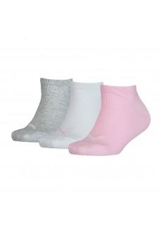Puma Kids' Invisible Socks 3P Different Colours 194010001-001 | Socks | scorer.es