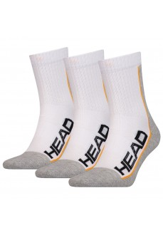 Head Performance Socks White/Grey 791010001-062 | Socks | scorer.es
