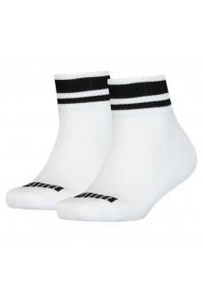 Puma Bwt Quarter Socks White 100000983-002 | Socks | scorer.es
