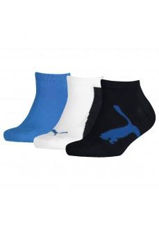 Puma Invisible Socks 3P Different Colours 100000969-003 | Socks | scorer.es
