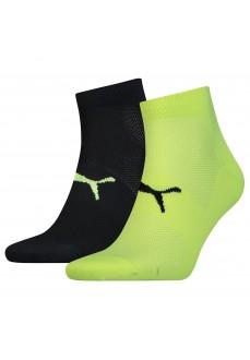 Puma Performance Train Socks Black/Green 291003001-385 | Socks | scorer.es