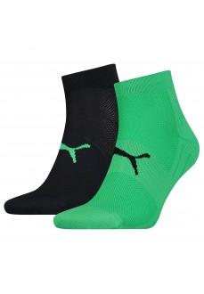 Puma Performance Train Socks Black/Green 291003001-315 | Socks | scorer.es