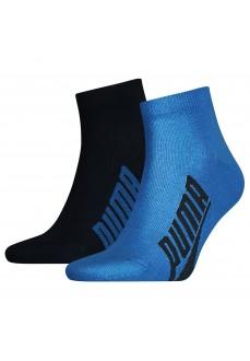 Puma Unisex Socks Black/Blue 100000959-003 | scorer.es