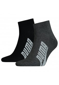 Puma Unisex Socks Black/Grey 100000959-001 | Socks | scorer.es