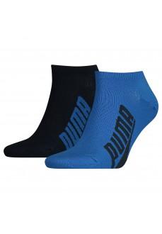 Puma Unisex Socks Black/Blue 100000958-003 | Socks | scorer.es