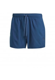 Adidas Men's Swim Shorts Classic 3 Bandas Blue GQ1100 | Men's Swimsuits | scorer.es