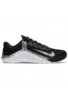 Zapatillas Mujer Nike Metcon 6 Negro/Plata AT3160-010 | scorer.es