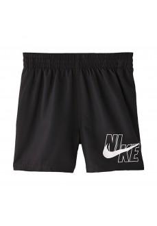 Nike Kids' Swim Shorts Essential Black NESSA771-001 | Kid's Swimsuits | scorer.es