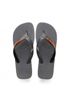 Havaianas Casual Men's Flip Flops Grey 4103276-6808 | Men's Sandals | scorer.es