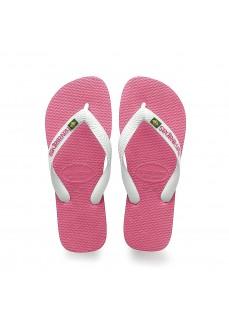 Havaianas Hollywood Flip Flops Pink 4110850.0064 | Women's Sandals | scorer.es