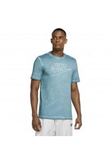Nike Tee Dye/Wash Men's T-Shirt Blue DD2709-393   Men's T-Shirts   scorer.es
