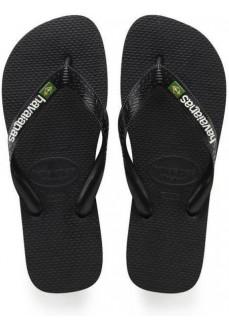 Havaianas Women's Flip Flops Black 4110850.1069 | Women's Sandals | scorer.es
