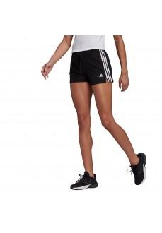 Adidas Women's Shorts Essentials Slim 3 Black GM5523   Women's Sweatpants   scorer.es