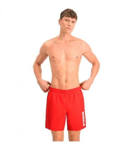 Bañador Hombre Puma Swim Mid Rojo 100001385-002 | scorer.es