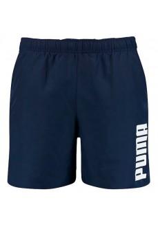 Puma Men's Swimwear Swim Mid Navy Blue 100001385-001 | Men's Swimsuits | scorer.es