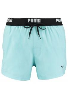Bañador Hombre Puma Logo Short Azul 100000030-010 | scorer.es