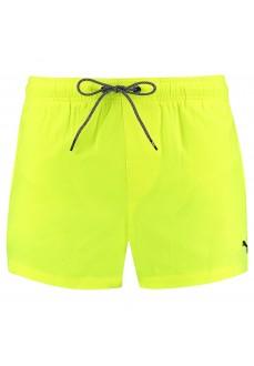 Puma Men's Swimwear Length Swim Yellow 100000029-011 | Men's Swimsuits | scorer.es