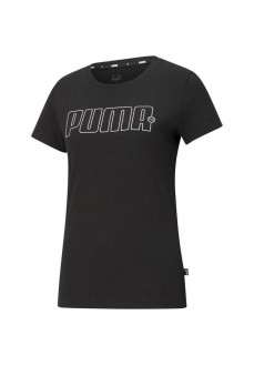 Camiseta Mujer Puma Rebel Graphic Tee Negro 585736-01 | scorer.es