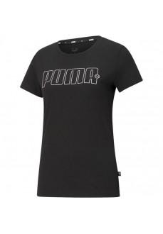 Puma Women's T-shirt Rebel Graphic Tee Black 585736-01 | Women's T-Shirts | scorer.es