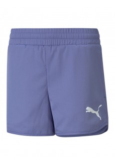 Puma Kids' Shorts Active Lilac 587008-14 | Kid's Sweatpants | scorer.es