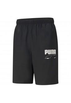 Puma Men's Shorts Essential+Metallic 586905-01 | Men's Sweatpants | scorer.es