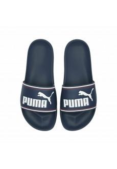 Puma Men's Slides Leadcat FTR Navy 372276-05 | Men's Sandals | scorer.es