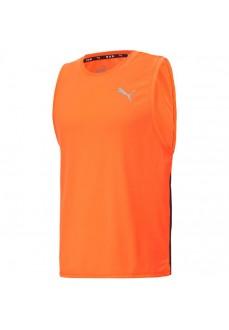 Puma Men's sleeveless T-shirt Run Favorite Singlet Orange 520207-84 | Running T-Shirts | scorer.es