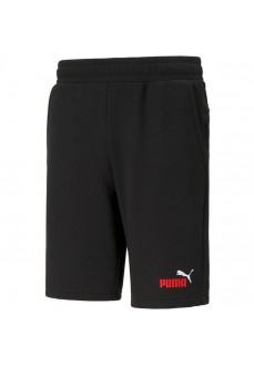 Puma Men's Shorts Essential+2 Col Black 586766-51 | Men's Sweatpants | scorer.es