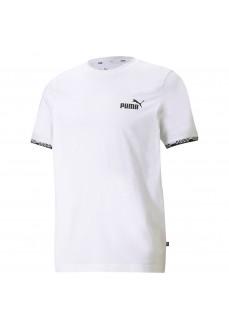 Puma Men's T-shirt Amplified Tee White 585778-02   Men's T-Shirts   scorer.es